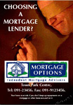 Mortgage Lender advert design